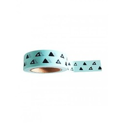 Studio stationery Washi tape mint YAY