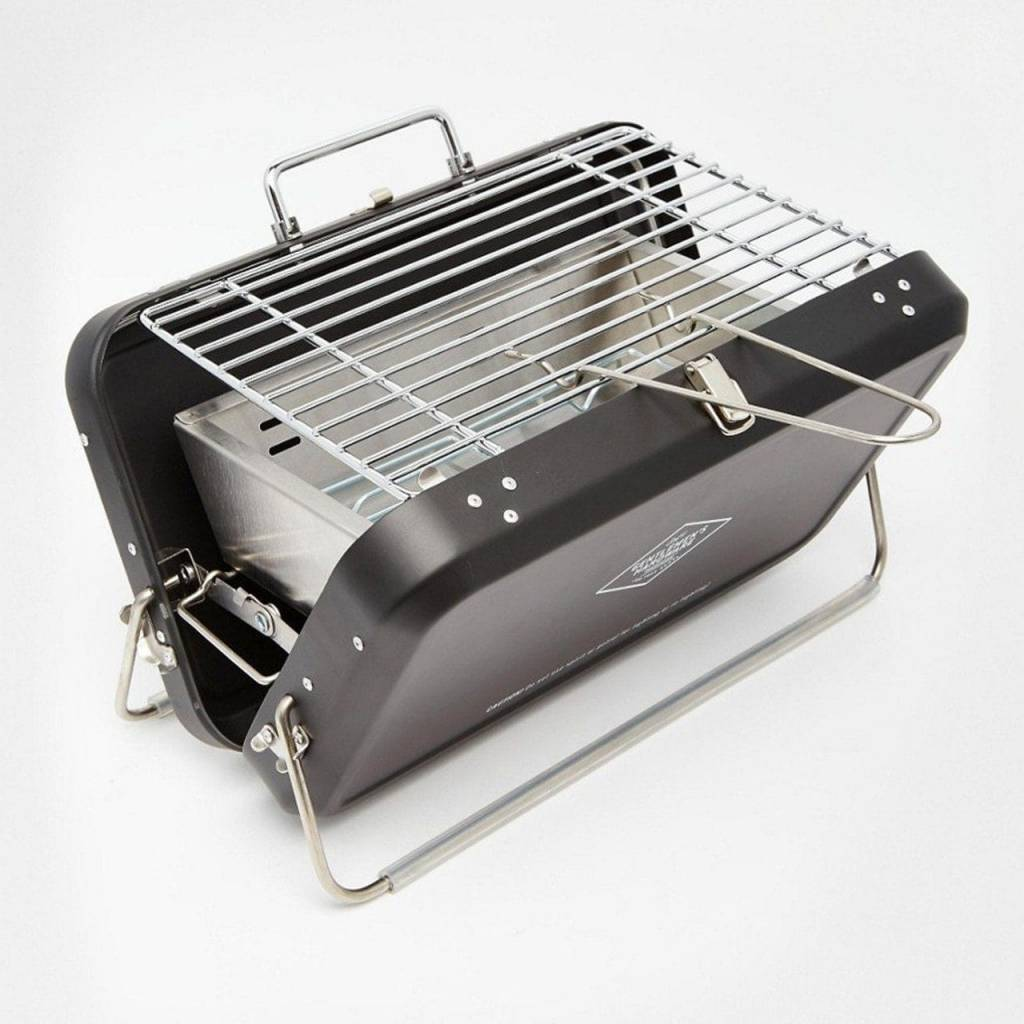 Wild & Wolf Suitcase portable barbecue