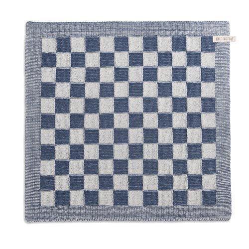 Knit Factory Gebreide Keukendoeken Blok