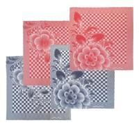 Tea towels * Flowers ( 2x)