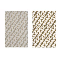 Skinny laMinx Tea towel Mongoose