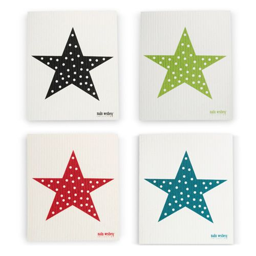 Malin Westberg Dishcloth Star