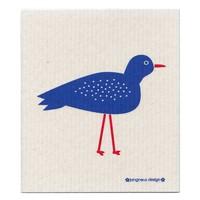 Dishcloth Bird