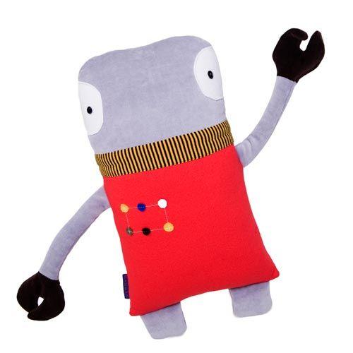 Kalimba Robot knuffel