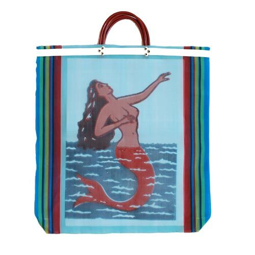 El Regalo Mexicano Nylon bag mermaid