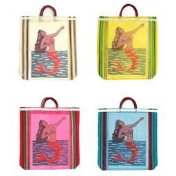 El Regalo Mexicano Nylon bag mermaid