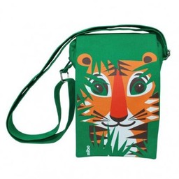 coq en pate Shoulderbag tiger