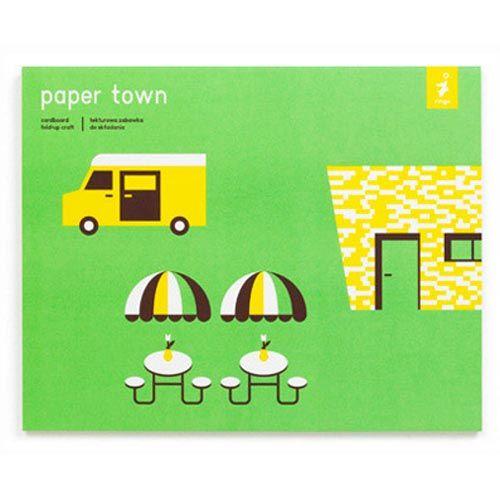 Ringo Toys DIY Papertown