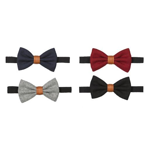 6ebc975262e4 Gentlemen's hardware bow tie - design fabrix