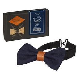 Wild & Wolf Wool Bow Tie