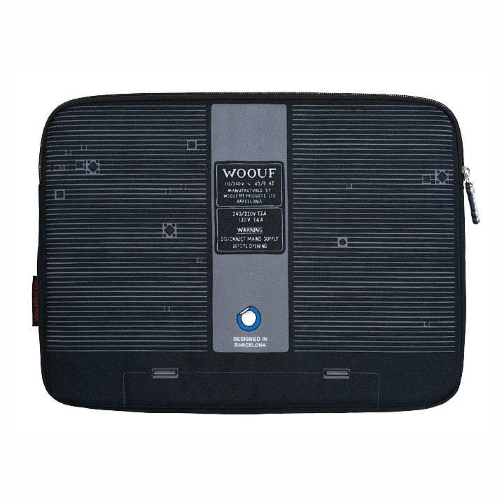Woouf! Laptop sleeve Ghetoblaster