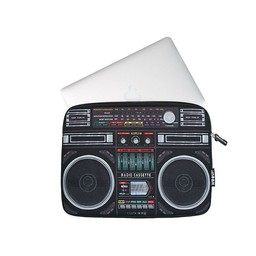 Woouf! Laptop sleeve Ghettoblaster