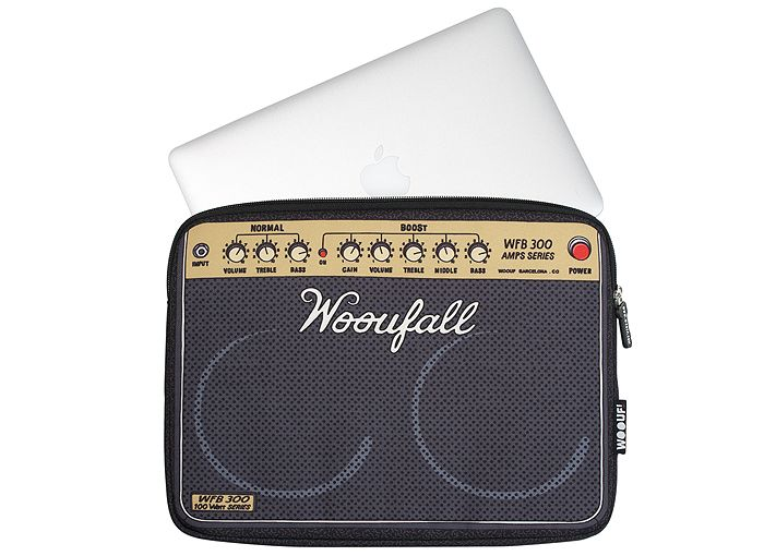 Woouf! Laptop sleeve Speaker