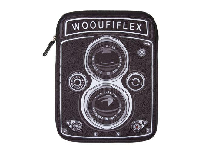 Woouf! Ipad sleeve Wooufilflex
