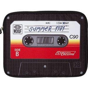 Woouf! Ipad sleeve Cassette