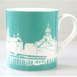 Snowden Flood Mug Pier