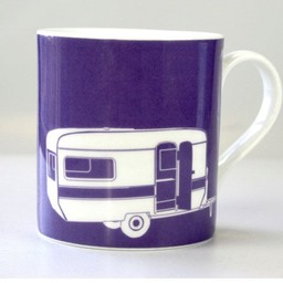 Snowden Flood Mug Caravan