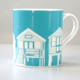 Snowden Flood Mug House on stilts