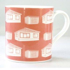 Snowden Flood Mug Cottages on the coast