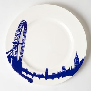 Snowden Flood Plate London-Eye