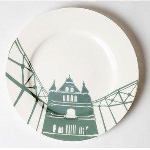 Snowden Flood Plate Tower Bridge