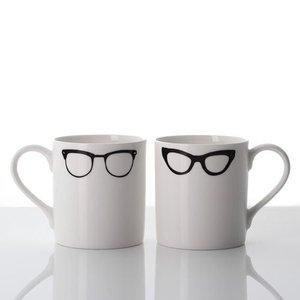 Peter Ibruegger Mug Glasses Helmut - Fritz