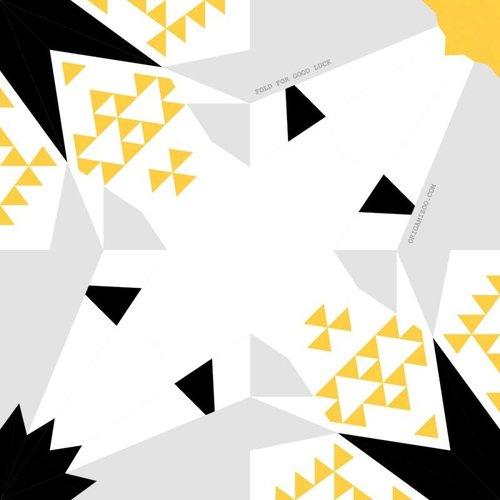 Origamizoo DIY Stork