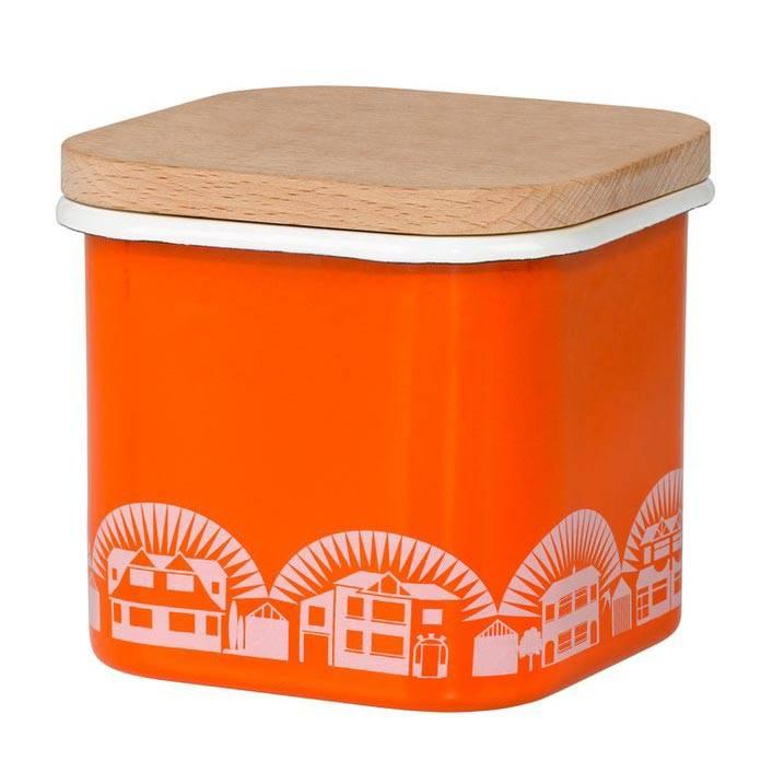 Mini Moderns Enamelware Storage pot