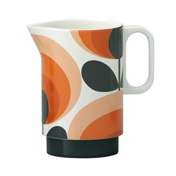 Orla Kiely Pitcher 70s Oval Flower