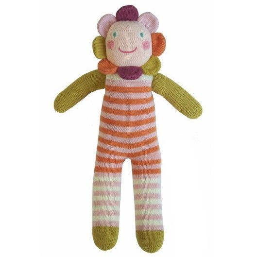 BlaBla Kids Knitted doll Marigold