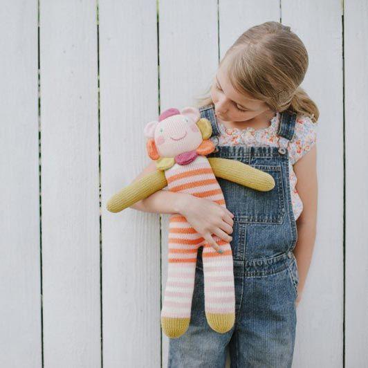 BlaBla Kids Gebreide knuffel Marigold