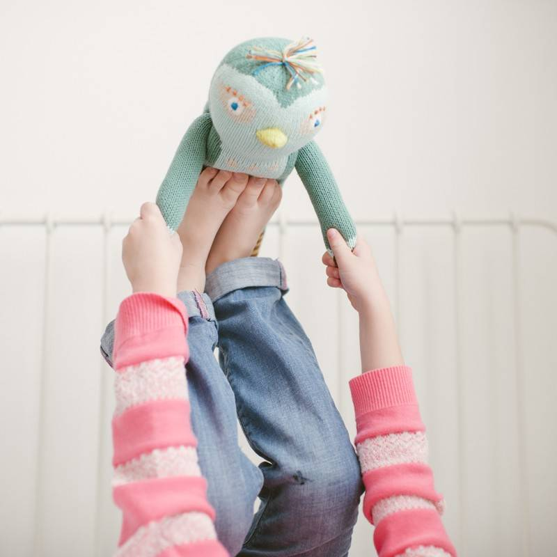 BlaBla Kids Gebreide knuffel Figaro