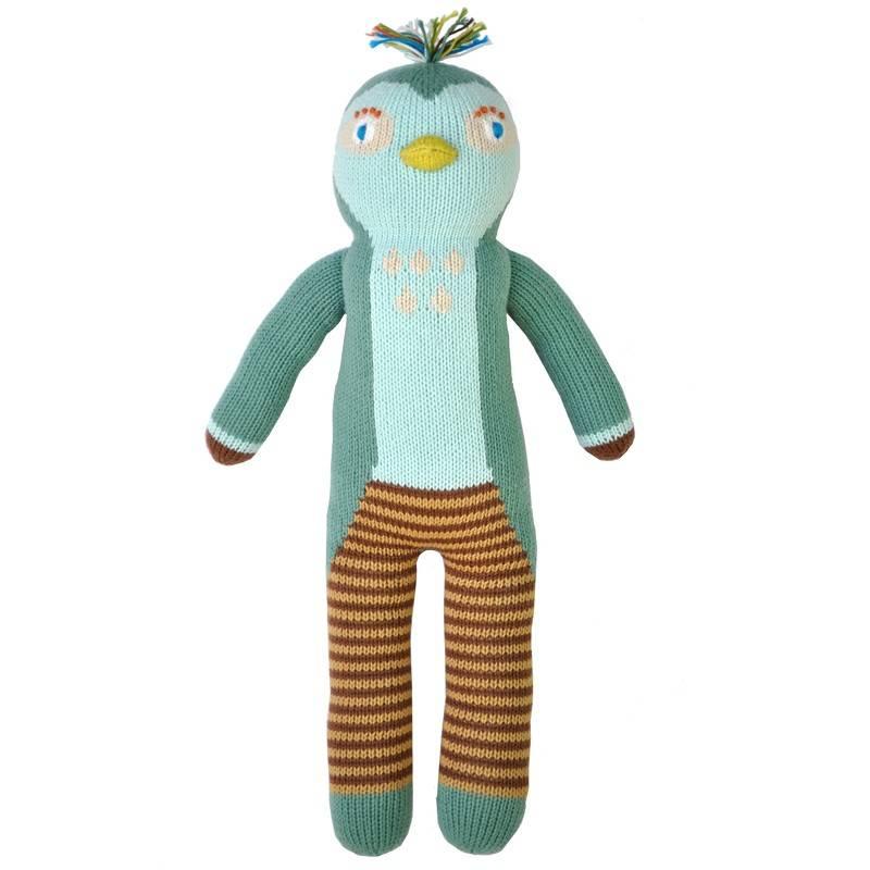 BlaBla Kids Knitted doll Figaro