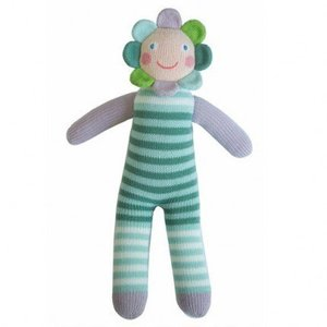 BlaBla Kids Knitted doll Bluebelle