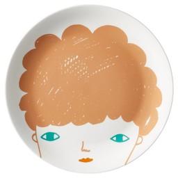 Donna Wilson Plate Flo