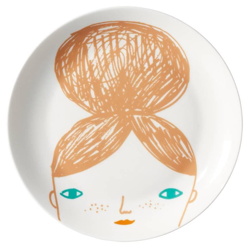Donna Wilson Plate Jean