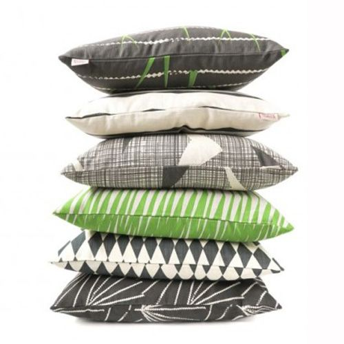 Skinny laMinx Cushion Cover Palmetto