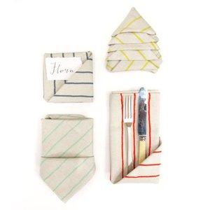 Skinny laMinx Servetten Simple Stripe