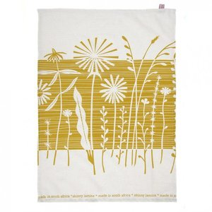 Skinny laMinx Tea towel summer weed