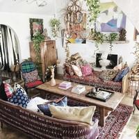 Bohémian style of living