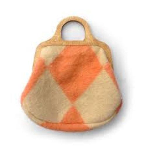 Ontwerpduo Wooden handles bag