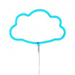 a little lovely company Woondecoratie Cloud blauw