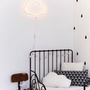 a little lovely company * Home decoration * Cloud blue