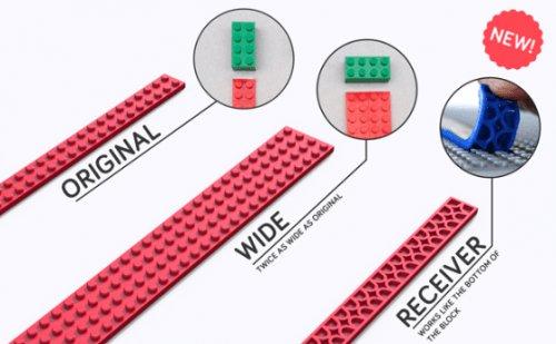 Zuru Mayka bouwstenen tape Bouwstenen Tape
