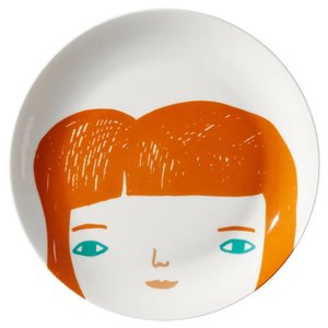 Donna Wilson Plate Alice