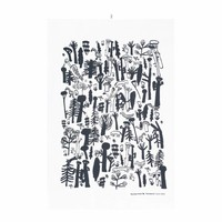 Teatowel Woodlands