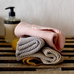 Humdakin Humdakin dishcloth pink - grey