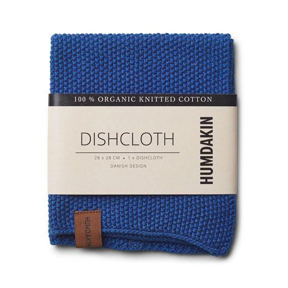 Humdakin Humdakin dishcloth Blue - Green