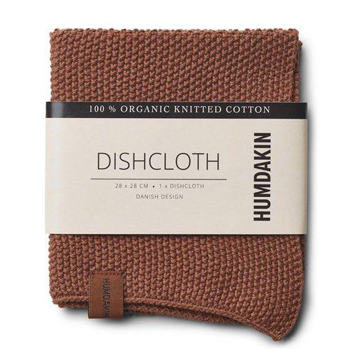 Humdakin Humdakin dishcloth Brown-yellow