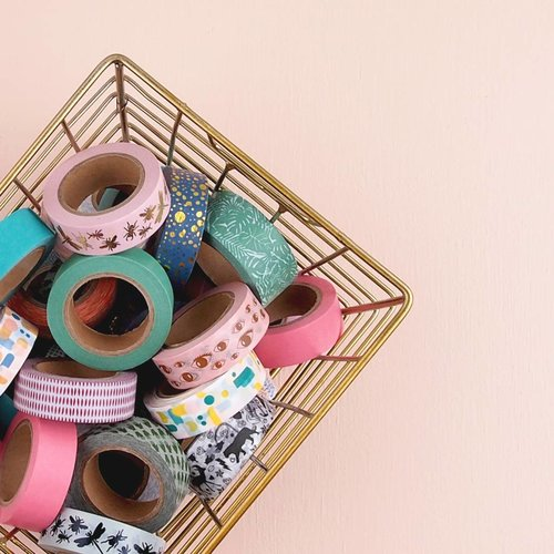 Wowgoods Washi tape  It is all about eyes